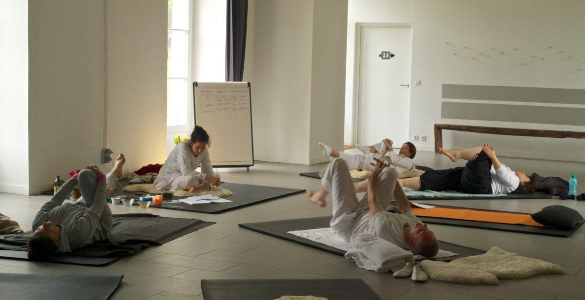 Stages de yoga, Tai-Chi — Lizières