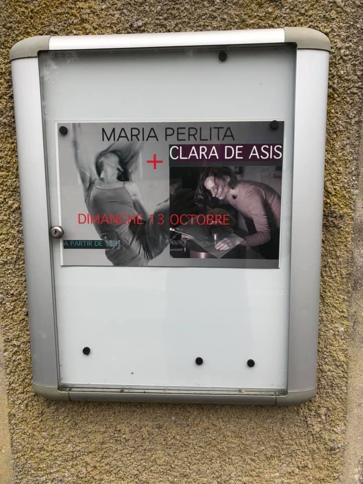 Un Dimanche Idéal : María Perlita et Clara de Asís — sometimeStudio