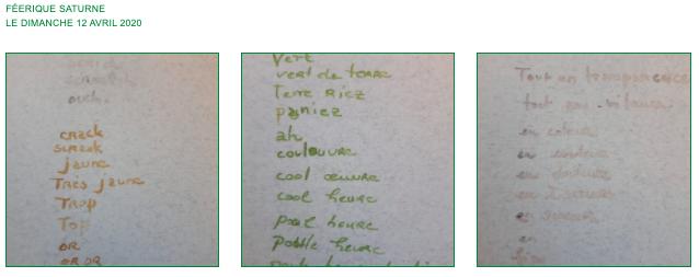 Page d'accueil — Lizières